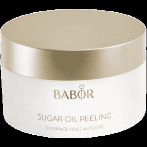 babor cleansing sugar oil peeling baborwebshop www.schoonheidsinstituut.nl
