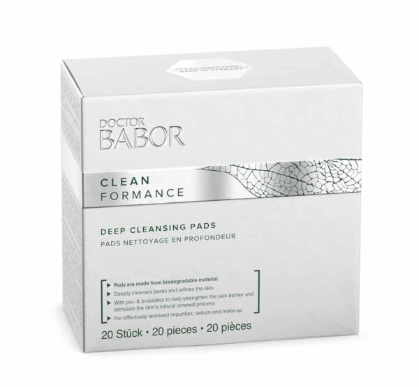 BABORwebshop DOCTOR BABOR - CLEANFORMANCE Deep Cleansing Pads