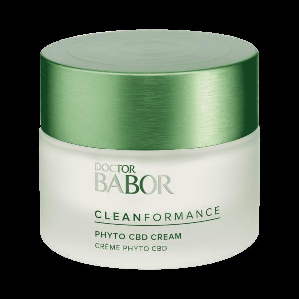 BABORwebshop schoonheidsinstituut.nl DOCTOR BABOR - CLEANFORMANCE Phyto CBD Cream