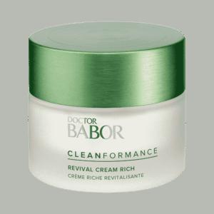 BABORwebshop schoonheidsinstituut.nl DOCTOR BABOR - CLEANFORMANCE Revival Cream Rich