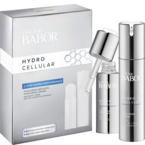 BABORwebshop DOCTOR BABOR HYDRO CELLULAR 2 STEP HYDRO PERFORMANCE SET