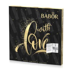 BABOR BABORwebshop www.schoonheidsinstituut.nl BABOR adventskalender met 24 deurtje, achter elk deurtje een BABOR ampulmet 24 deurtje, achter elk deurtje een BABOR ampul