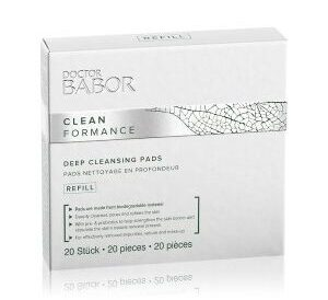 Doctor BABOR Cleanformance Deep Cleaning Pads Refill 20x