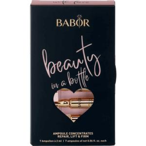 BABOR Beauty in a bottle ampullen baborwebshop schoonheidsinstituut.nl