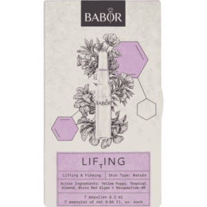 Babor limited edition lifting ampullen schoonheidsinstituut.nl