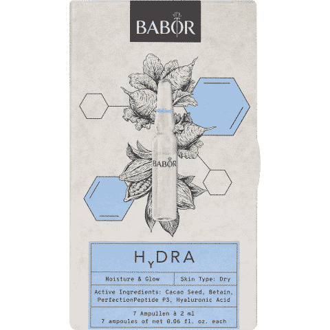 Babor limited edition hydra ampullen schoonheidsinstituut.nl