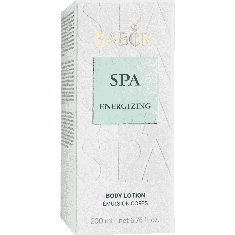 BABOR Spa Energizing Body Lotion verpakking