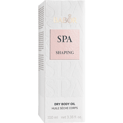 BABOR Spa Shaping Dry Body Oil verpakking