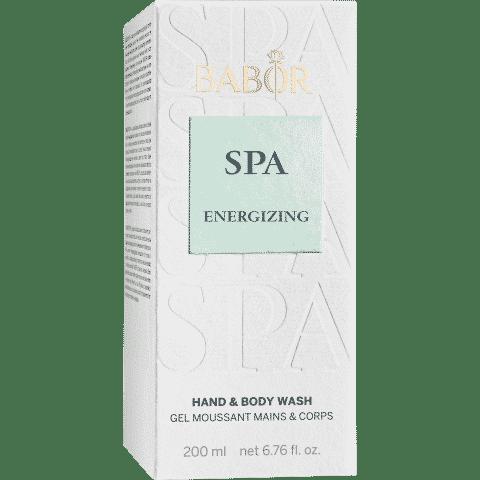 BABOR Spa Energizing Hand & Body Wash verpakking