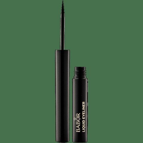 BABOR SKINCARE MAKE UP - EYE MAKE UP Liquid Eyeliner Deep Black schoonheidsinstituut.nl open