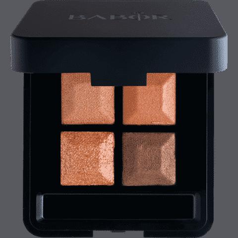 BABOR SKINCARE MAKE UP - EYE MAKE UP Eye Shadow Quattro 01 nudes schoonheidsinstituut.nl