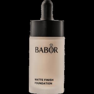 BABOR schoonheidsinstituut Matte Finish Foundation 01 porcelain
