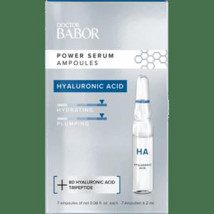 DOCTOR BABOR - POWER SERUM AMPULLEN Hyaluronic Acid Ampul schoonheidsinstituut.nl